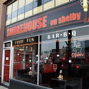 Smokehouse on Shelby
