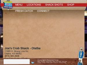 Joe's Crab Shack - Olathe