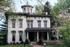 The Peterson Dumesnil House