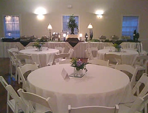 Grand Coteau House Ballroom