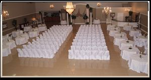 Stage 1 Wedding & Reception Hall