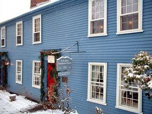 Hartshorne House