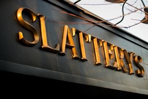 Slattery's Back Room