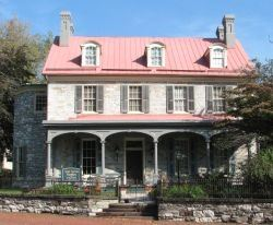 The John Harris Simon Cameron Mansion