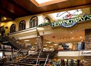 Hemingways Restaurant