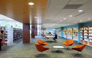 Durham County Library - North Regional Library