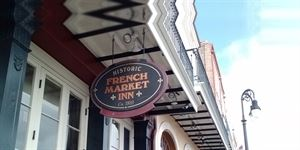 The Historic French Market Inn