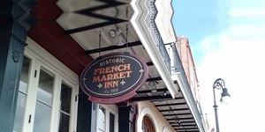 The Historic French Market Inn