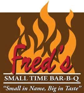 Fred's Bar- B-Q