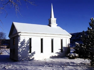 The American Mothers' Chapel at Rock Ledge Ranch