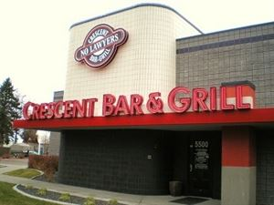 "Crescent ""No Lawyers"" Bar & Grill"