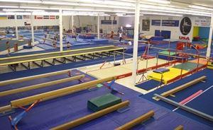 WOGA Gymnastics Academy - Plano