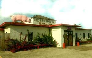 The Bar-B-Q Man Restaurant