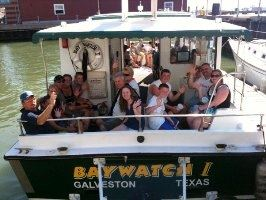 Galveston Baywatch Tours