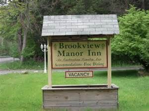 The Brookview Manor