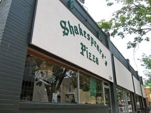 Shakespeares Pizza