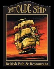 The Olde Ship British Pub & Restaurant