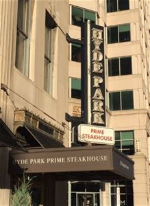 The Hyde Park Prime Steakhouse