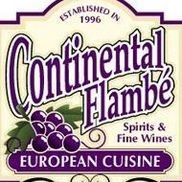 Continental Flamebe