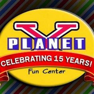 Planet X -  Fun Center