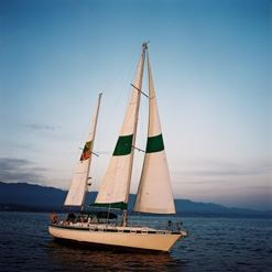 Sunset Kidd Sailing Charters