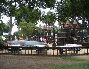 Whale Site - Alameda Park