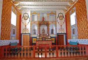 El Presidio Chapel