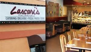 Lascaris Italian Deli & Restaurant - Whittier