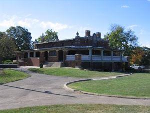 Trewyn Pavilion