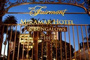 The Fairmont Miramar Santa Monica