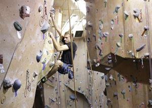 Prairie Walls Climbing Gym