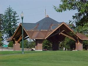 Riverfront Park Centennial Pavilion