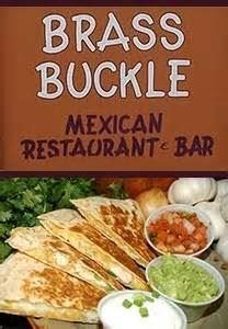 Brass Buckle Mexican Restaurant & Bar