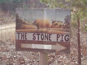 Stone Pig Ridge