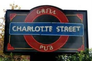 Charlotte Street Grill