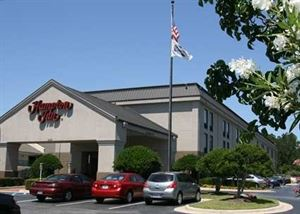 Hampton Inn Mobile-I-10/Bellingrath Gardens