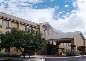 Hampton Inn Colorado Springs-Airport