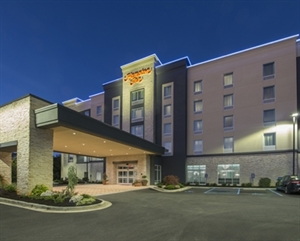 Hampton Inn Greenville/I-385 Haywood Mall