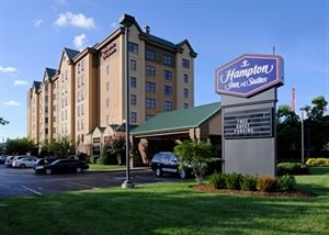 Hampton Inn & Suites Nashville-Vanderbilt-Elliston Place