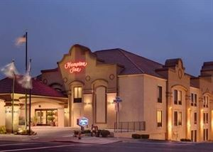 Hampton Inn San Francisco-Daly City