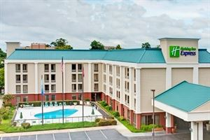 Holiday Inn Express Memphis Medical Center Midtown