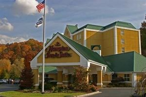 Quick Look Hampton Inn & Suites Pigeon Forge On The Parkway