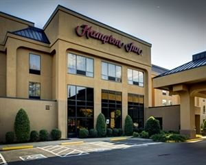 Hampton Inn Richmond-Southwest-Hull Street