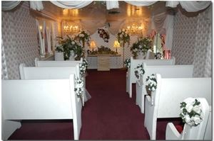 The Little White Wedding Chapel