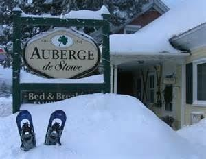 Auberge de Stowe Bed & Breakfast