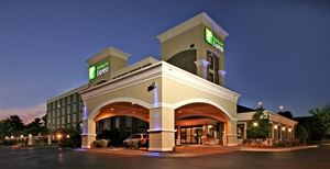 Holiday Inn Express Winston Salem Downtown West