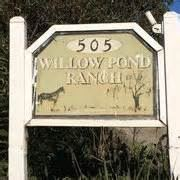 Willow Pond Ranch Foundation