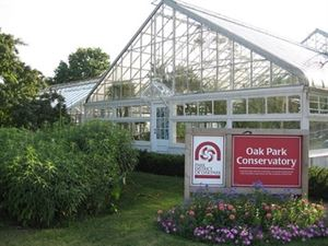 The Oak Park Conservatory