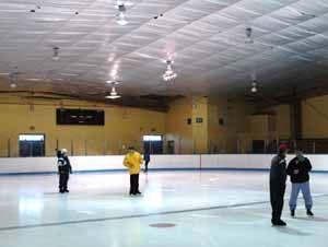 Driscoll Skating Arena