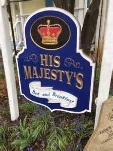 His Majesty's Bed & Breakfast